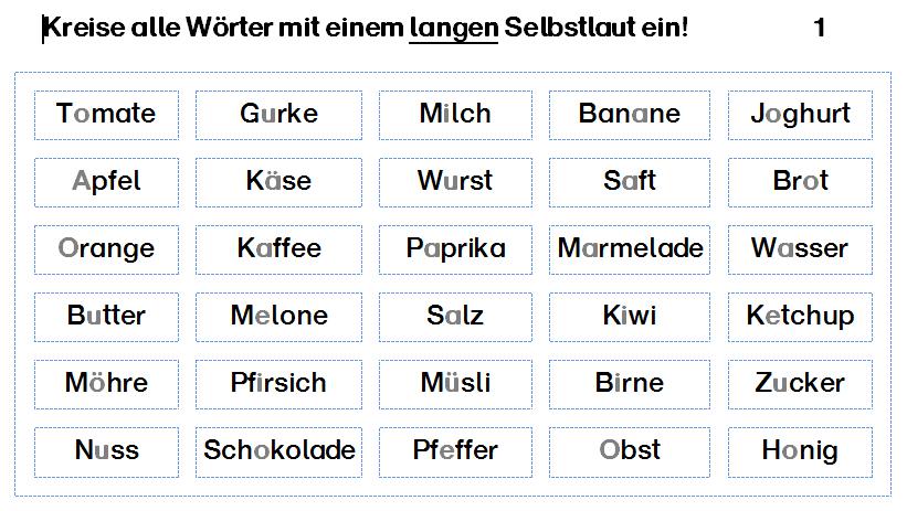 lange und kurze vokale unterscheiden � primarblog